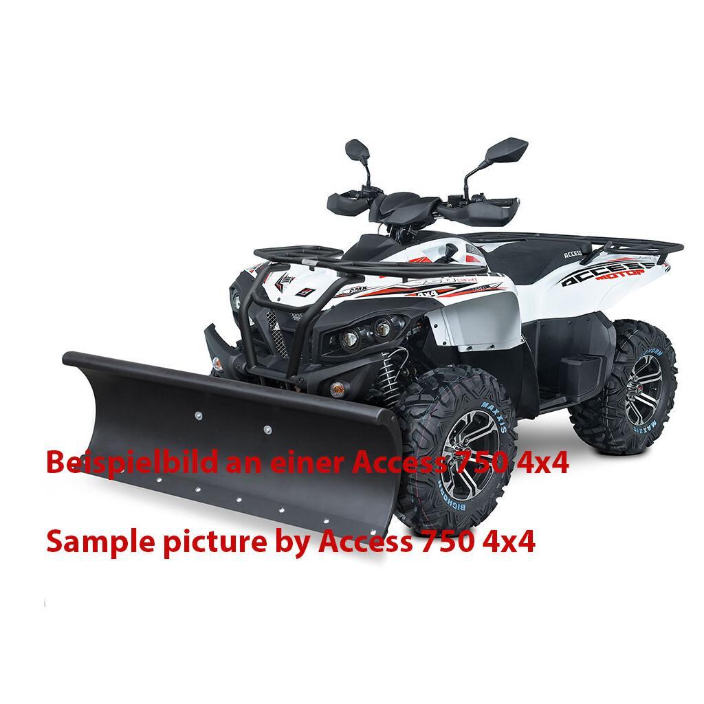 schneeschild 132 tgb blade 500 525 550 orange 399 95. Black Bedroom Furniture Sets. Home Design Ideas