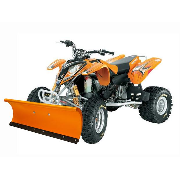 Schneeschild 132 Polaris Predator 500 orange