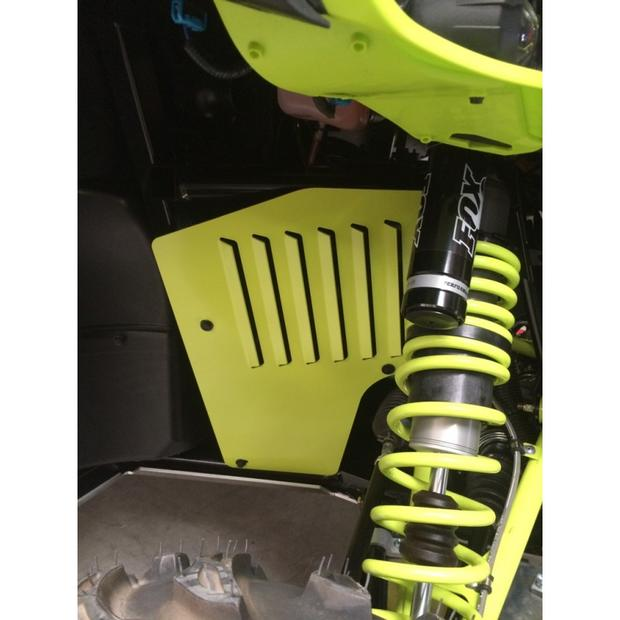 Skidplate and a-arm guards Can Am BRP Maverick XRS / XDS...
