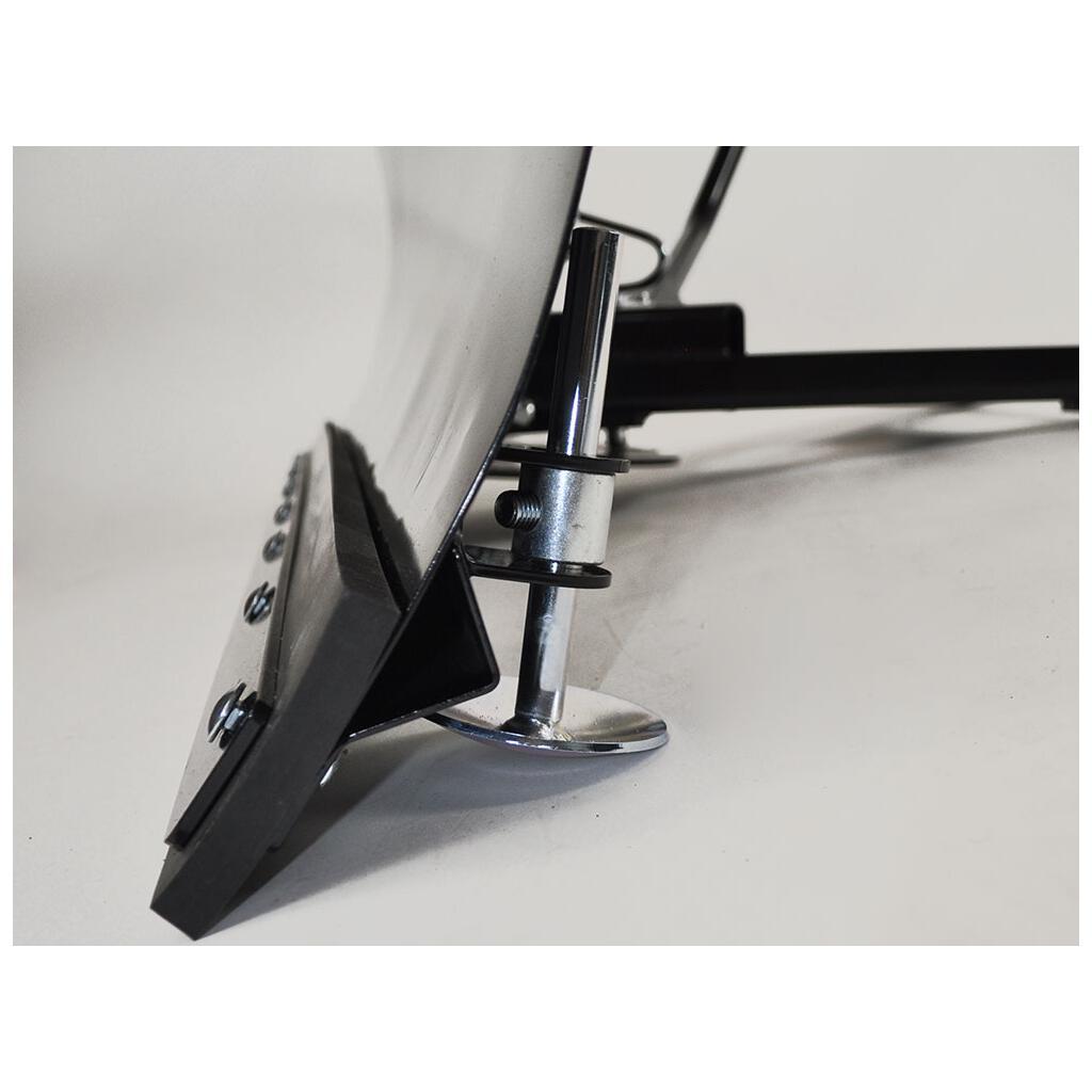 schneeschild metall profi f r smc jumbo 300 302 320 449 95. Black Bedroom Furniture Sets. Home Design Ideas