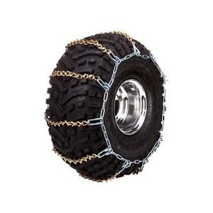 Tire chain 18x9,5-8 lawn mower