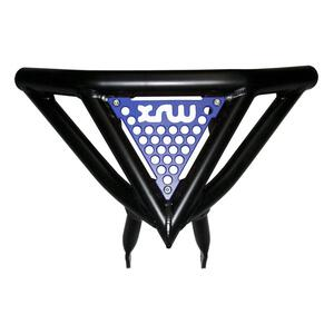 Front Bumper Arctic Cat DVX 400 black blue