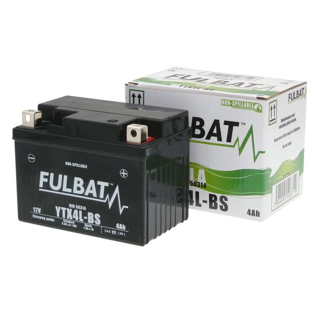 Batterie Gel 50314 / YTX4L-BS / YTX5L-BS