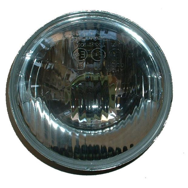 Headlight 5 3/4 H4 motorcycle ATV