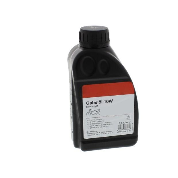 Fork oil synthetic SAE 10W in 1 liter can
