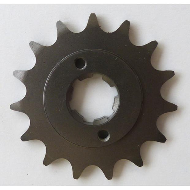 Front sprocket t.17 Yamaha XTZ 750 Super Tenere  top speed