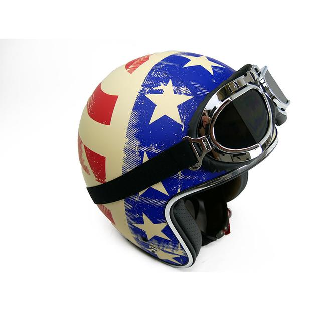 Helm Jet Origine Primo Old Glory