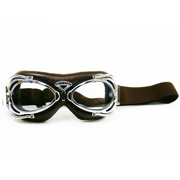 Original goggles Classic Lug Chrome Brown