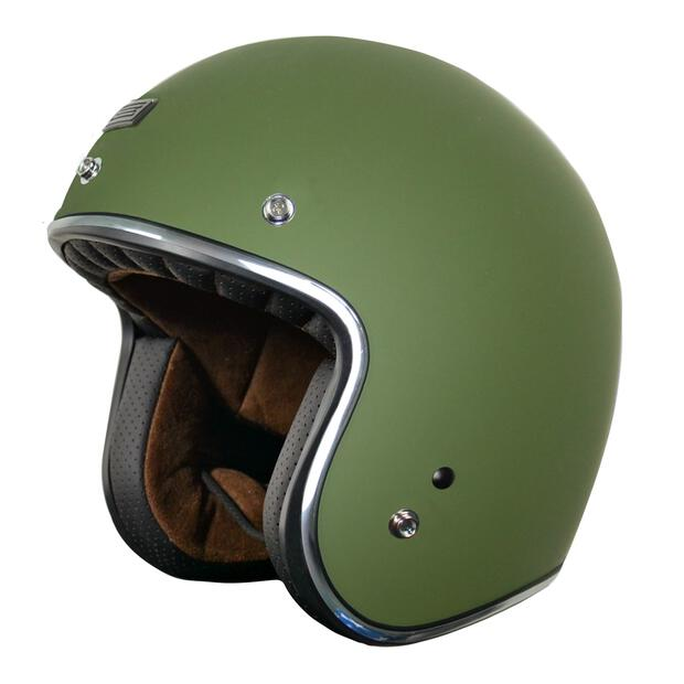 Helm Jet Origine Primo Army Green 56/S