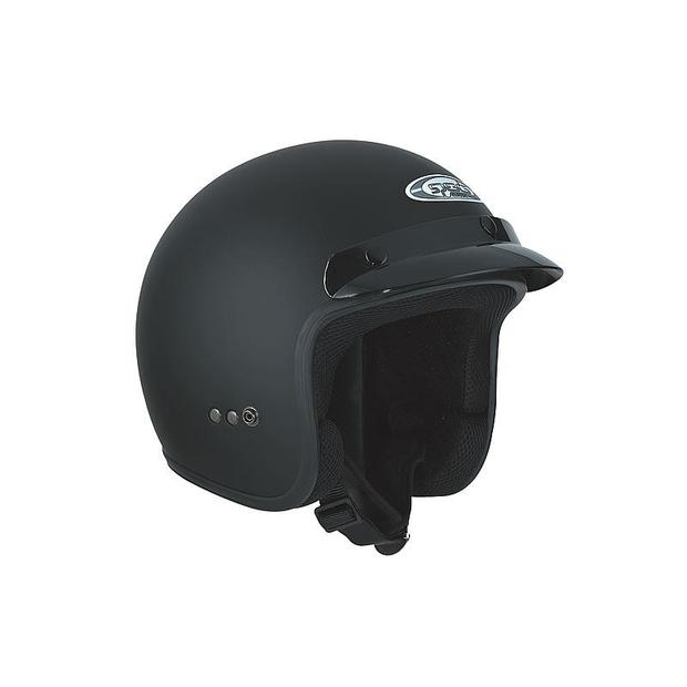 Helm Jet Matt Black