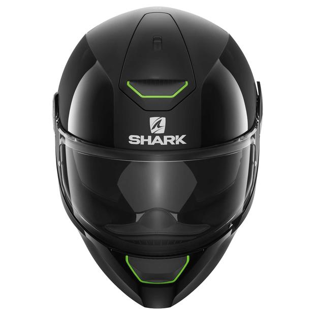 Shark Helm Skwal Dual Black LED