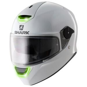 Shark Helm Skwal Blank LED