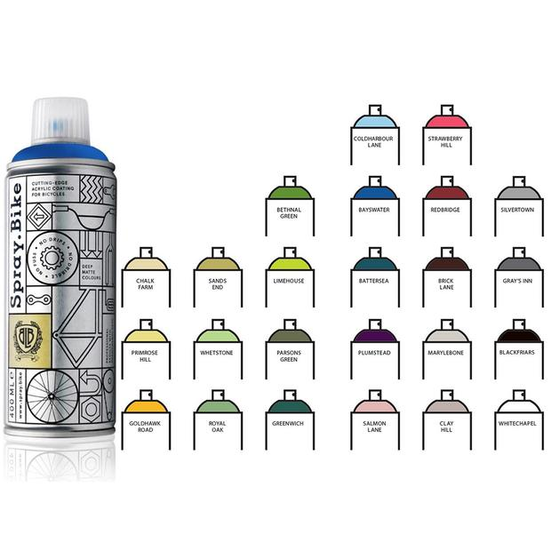 Spray.Bike Sprühlack BLB London Collection - 400ml