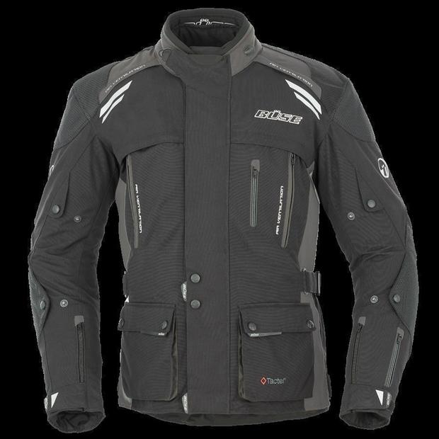 Buese Jacket Highland in black