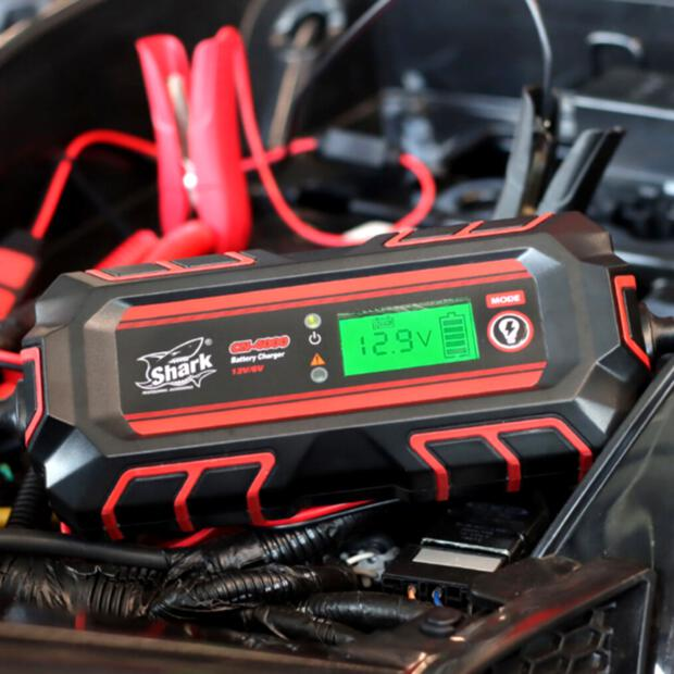 Battery charger Motorcycle ATV Quad scooter automatic