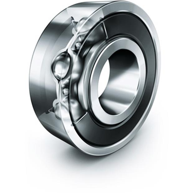Radial Ball Bearing 6004-C-2HRS