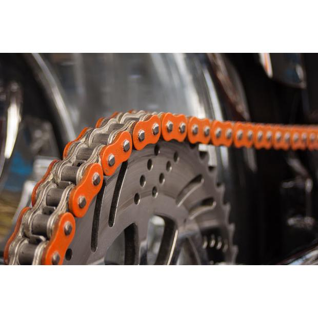 KTM Kette MX 520 HRT Orange LC4 EXC SXF SX SM 120 G Quad Enduro Cross