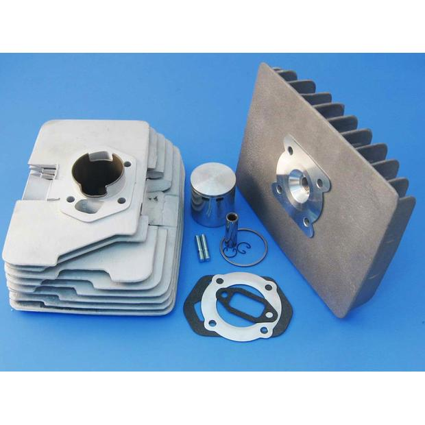 Cylinder Zundapp 50 supertherm Parmakit kit include 70cc...