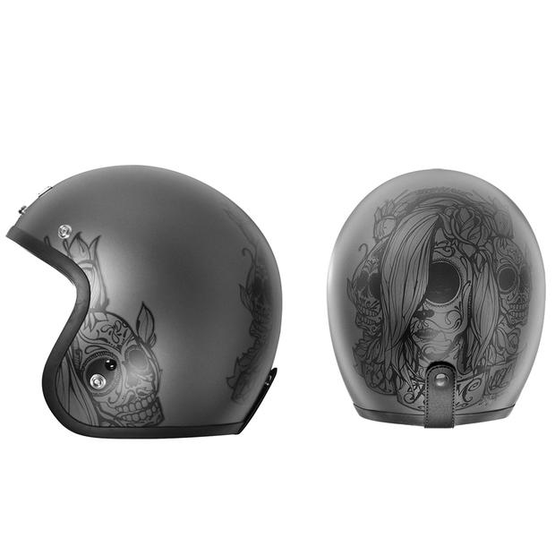 Origine Primo Looser Grey Jet Helm