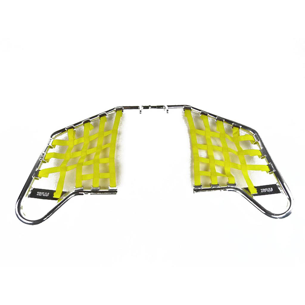 Yellow Shock Covers Yamaha Raptor YFM 700 R Special Edition Set of 3 NEW