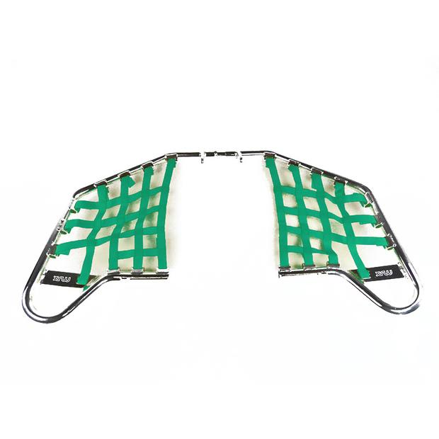 Nerf Bar Polaris Outlaw 500 IRS / 525 IRS green