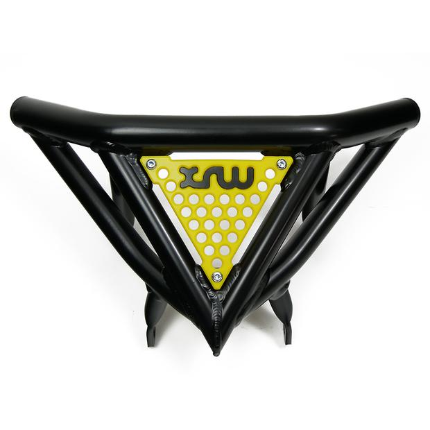 Front Bumper Arctic Cat DVX 400 yellow