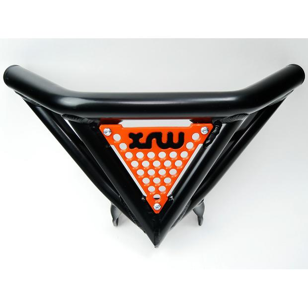 Front Bumper Herkules Adly Her Chee 300 orange