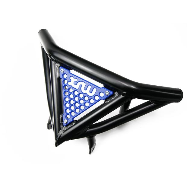 Front Bumper Can Am DS 450 EFI blau