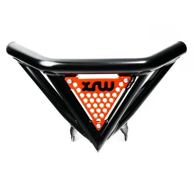 Front Bumper Explorer Trasher 320 / 520, Argon 330S orange