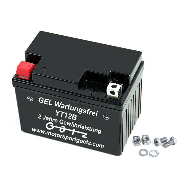 Batterie Gel YT12B-BS / 51290 / GT12-B4 / YT12B