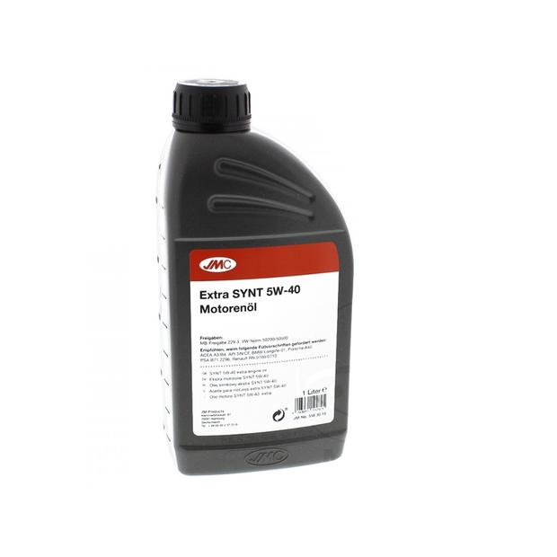 Motor Oil 5W-40 HC-Synthetic Oil 1 liters