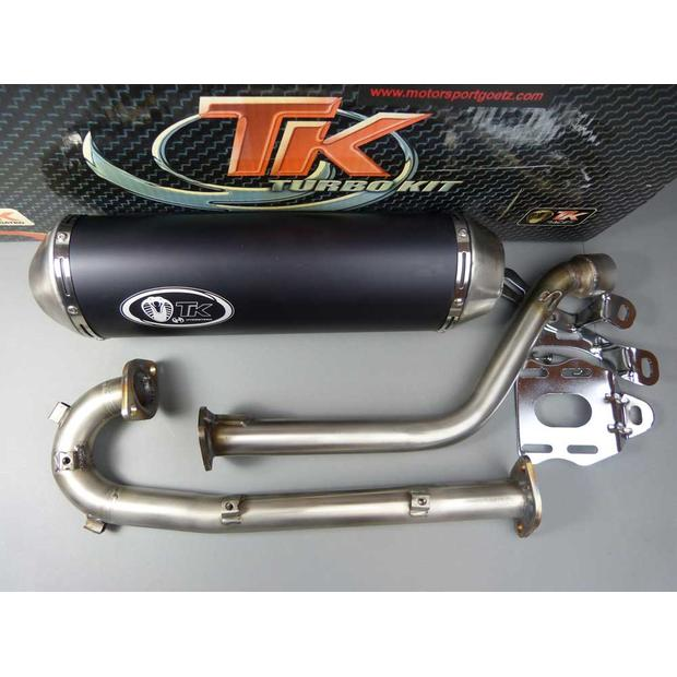 Exhaust Aeon Cobra 400