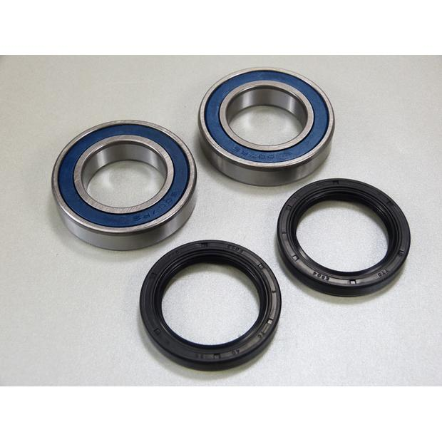Axle / wheel bearings kit rear Suzuki LTZ 400 till 2008