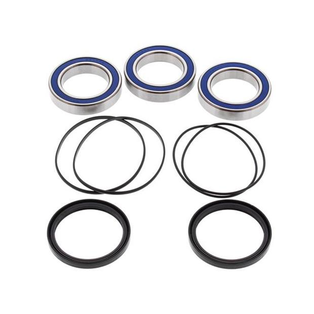 Axle / wheel bearings kit rear Suzuki LTZ 400 from 2009