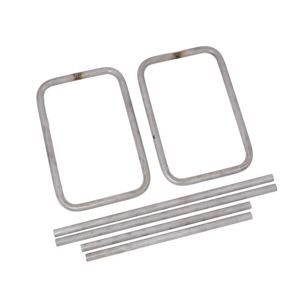 Pannier mounting kit universal for aluminium side box in...