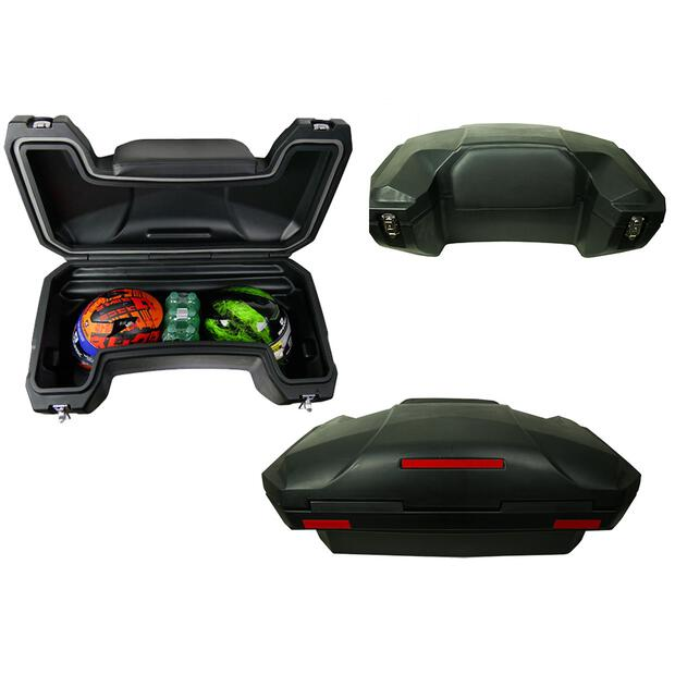 Box Quad ATV Type 8030 Cargo topcase 3 helmets