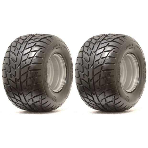 2x Tire 16x8-7 street Quad ATV