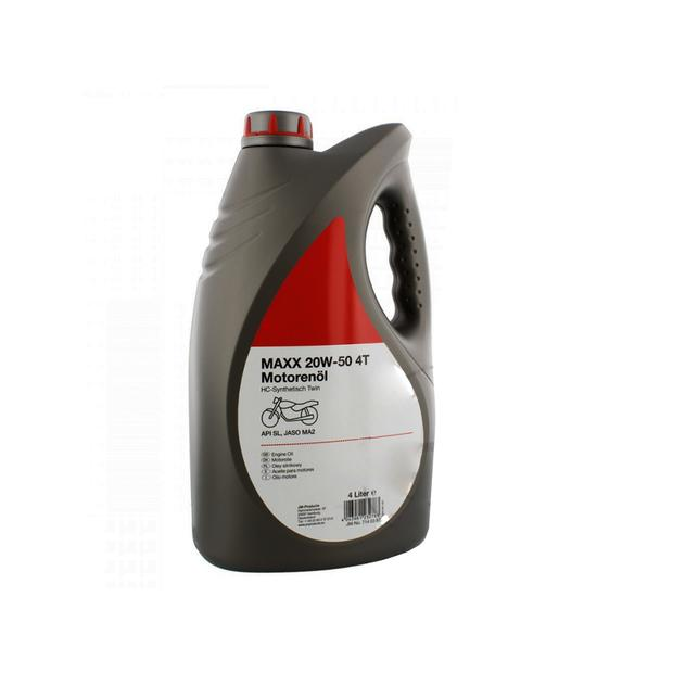 Motor oil 15W50 Öl MAXX Synthese 4 Liter