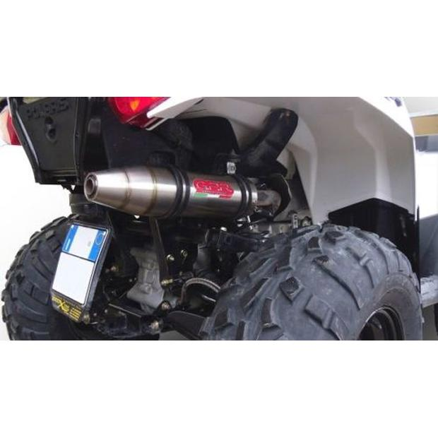 Exhaust Polaris Sportsman 570 with type approval