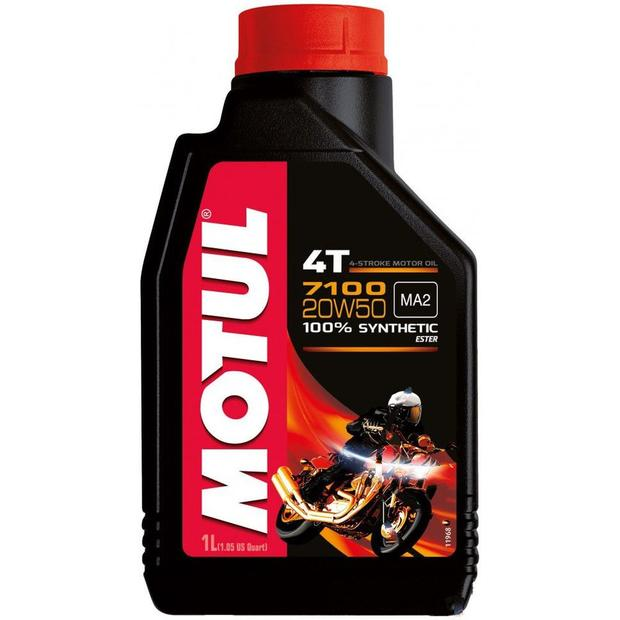 Engine oil Quad ATV UTV 20W-50 oil synthetic 1 liter 20W50