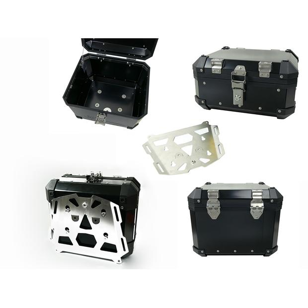 Topcase set 22liter BMW R 1250 GS