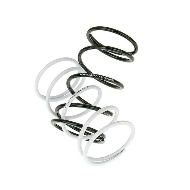 Torque spring tuning set for Motofino