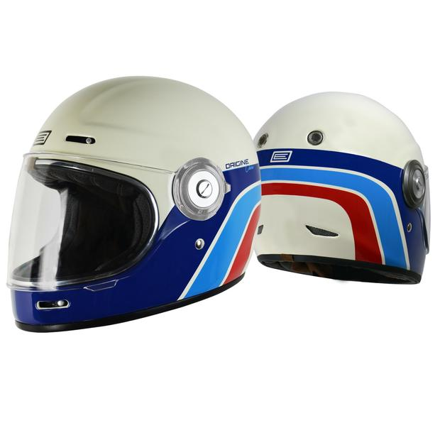 Origine Vega Classic White Retro Integral Helm 64/XXL