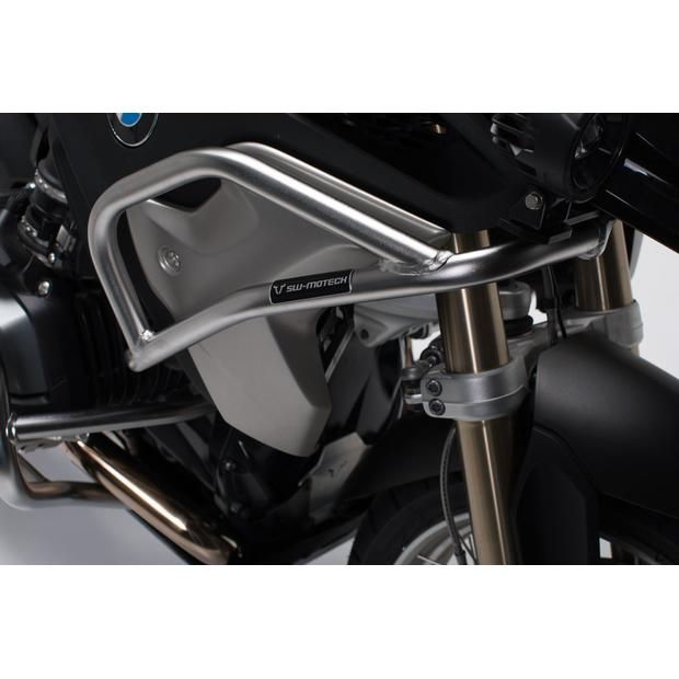 Crash bar top/ fairing BMW R 1250 GS in stainless steel