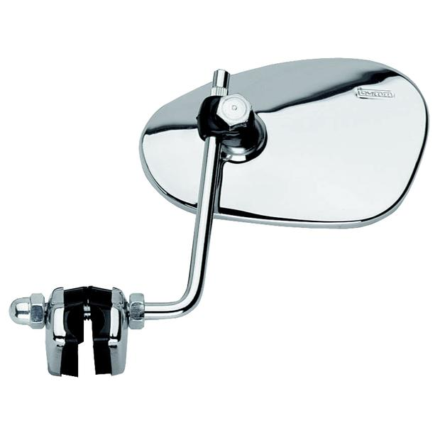 Mirror Bumm 912 / 2VL leg shield mirror right moped...