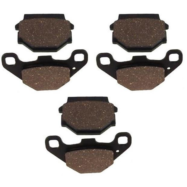 3x brake pads front and rear Access SP 250/300/400/450 / SM