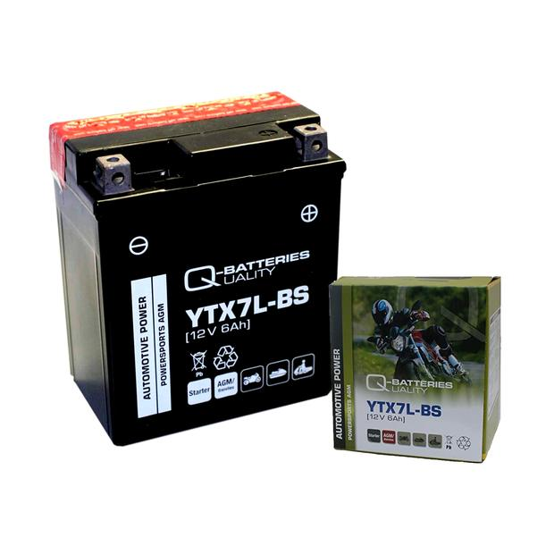 Battery AGM YTX7L-BS 50614