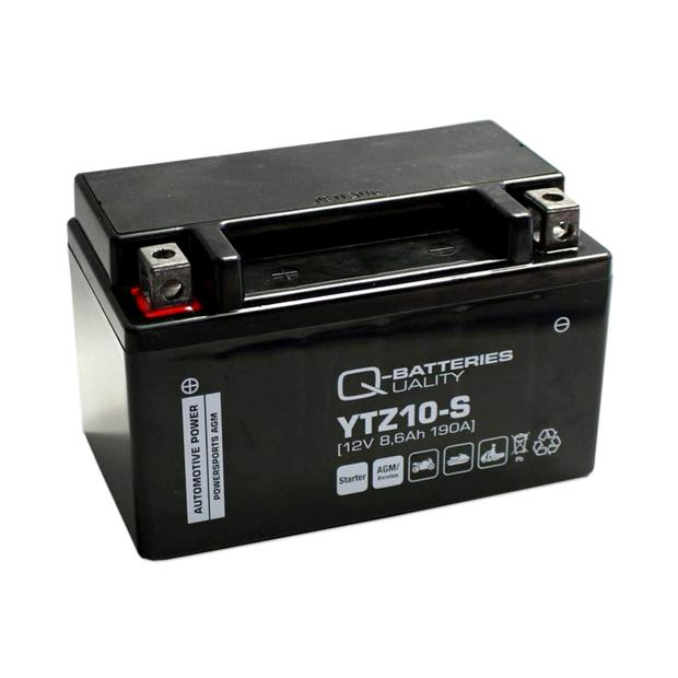 Battery AGM YTZ10-S 508901 12V 8,6Ah 190A
