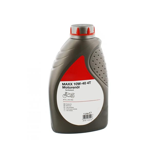 Motor oil 10W40 synthetic 1 Liter
