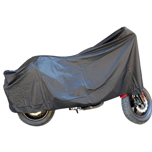 Motorcycle cover garage in size XXL - 2300mm large
